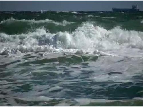 Спасатель на Херсонщине едва не погиб в поисках утопленника