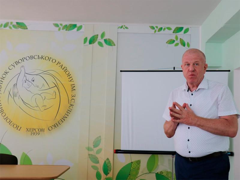 Юрий Остапчук: Херсонщине угрожает демографический кризис