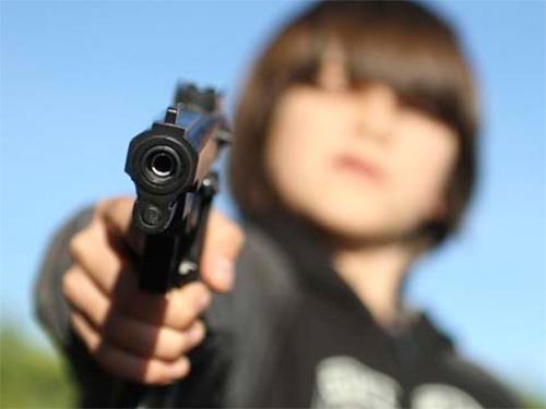 Опасные игры с оружием на Херсонщине