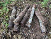 Херсонские рыбинспекторы обнаружили взрывоопасную находку