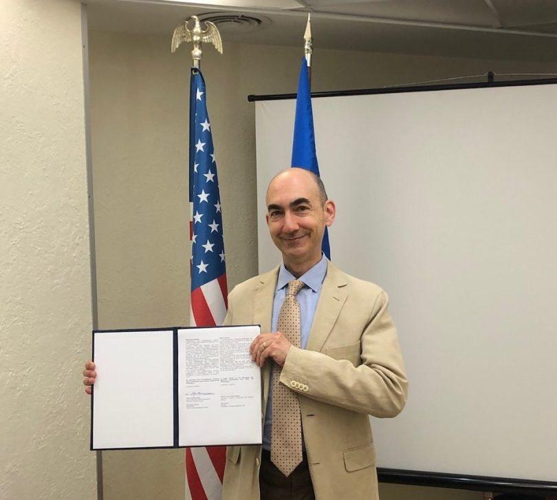 США будут помогать в развитии туризма на юге Херсонщины