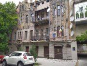 Против уничтожения уникального фасада исторического здания Херсона
