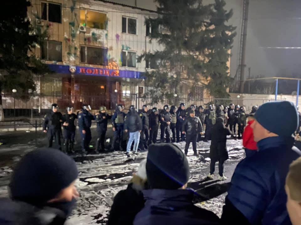 На Херсонщине завершается расследование резонансного новогоднего убийства