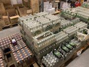 В Херсонской области изъяли крупную партию поддельного алкоголя