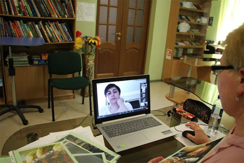 Студенти ХДУ навчаються онлайн