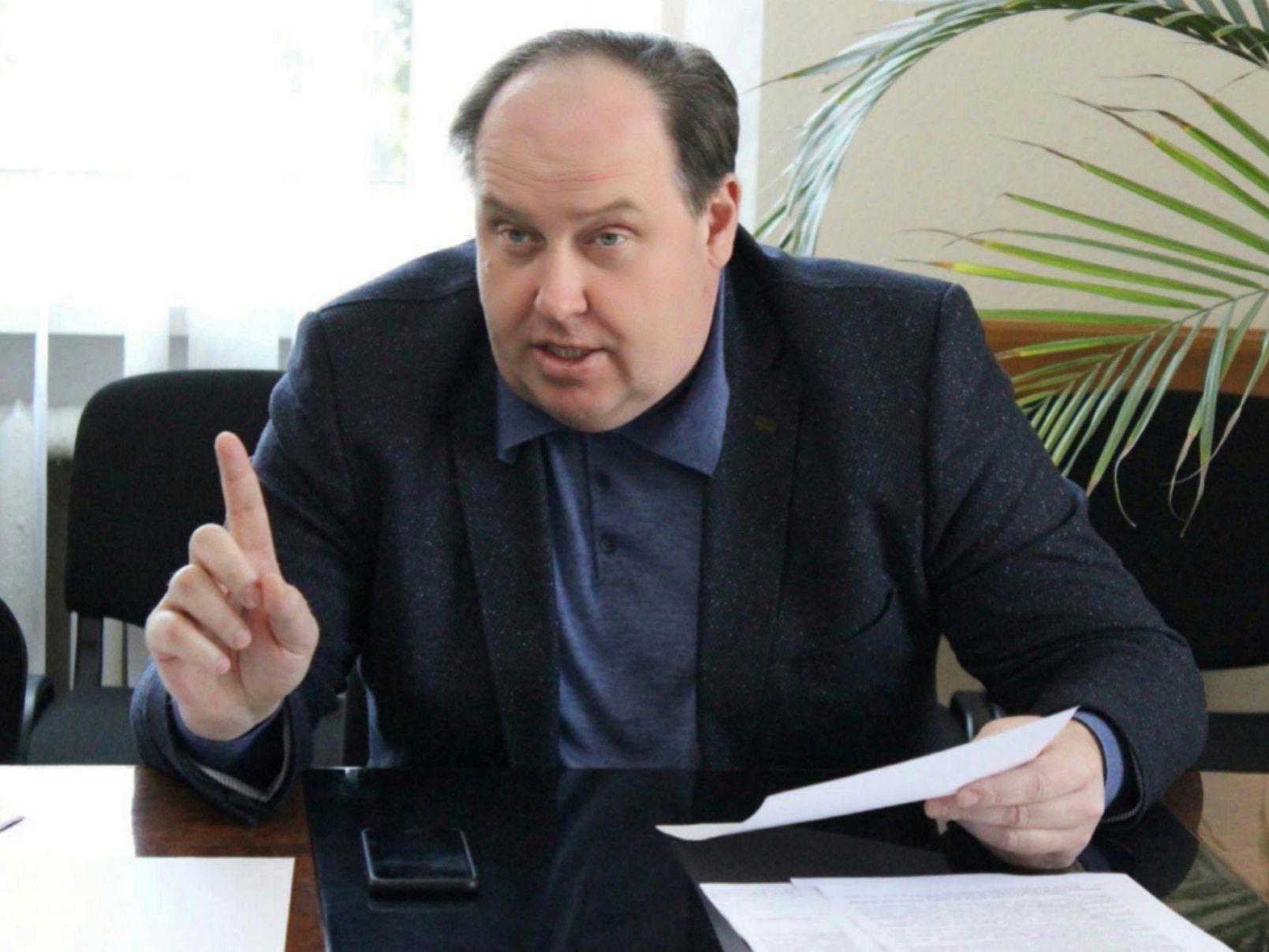 Віталій Булюк: Коронавірус вніс корективи в життя Херсонщини, але не відмінив його