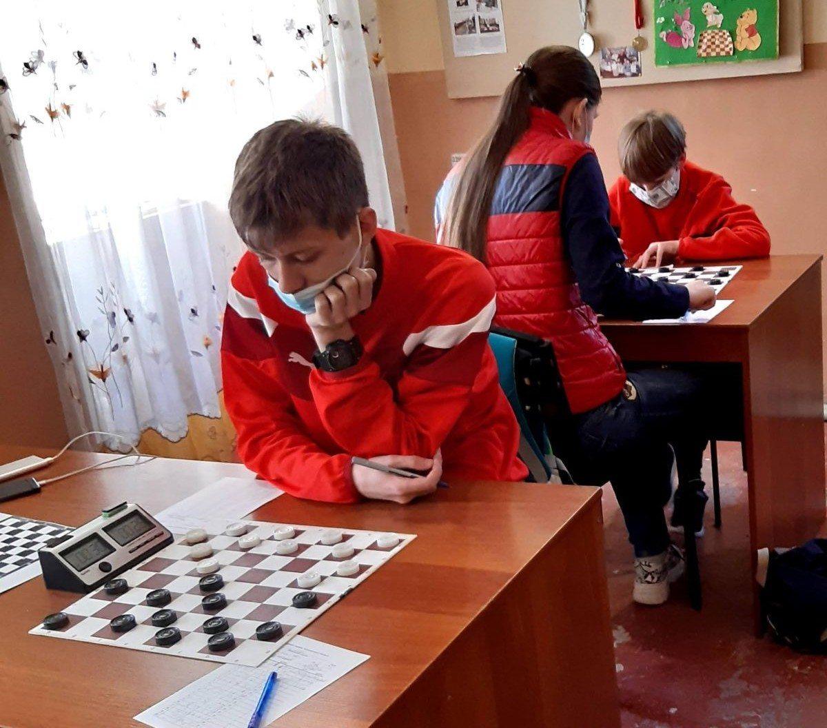 шашки,Херсон,чемпионат
