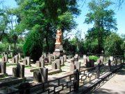 В Херсоне продолжаются работы по восстановлению мемориала воинам - освободителям