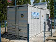 У Скадовській ЦРЛ ввели в експлуатацію сучасну кисневу станцію