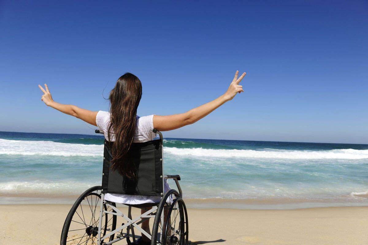 інклюзивний туризм, інвалідність, херсонщина