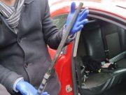 У жителя Херсонщины украли из машины 60 тысяч гривен и 3 тысячи долларов