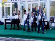 В Херсоне прошёл музыкальный фестиваль семейных ансамблей