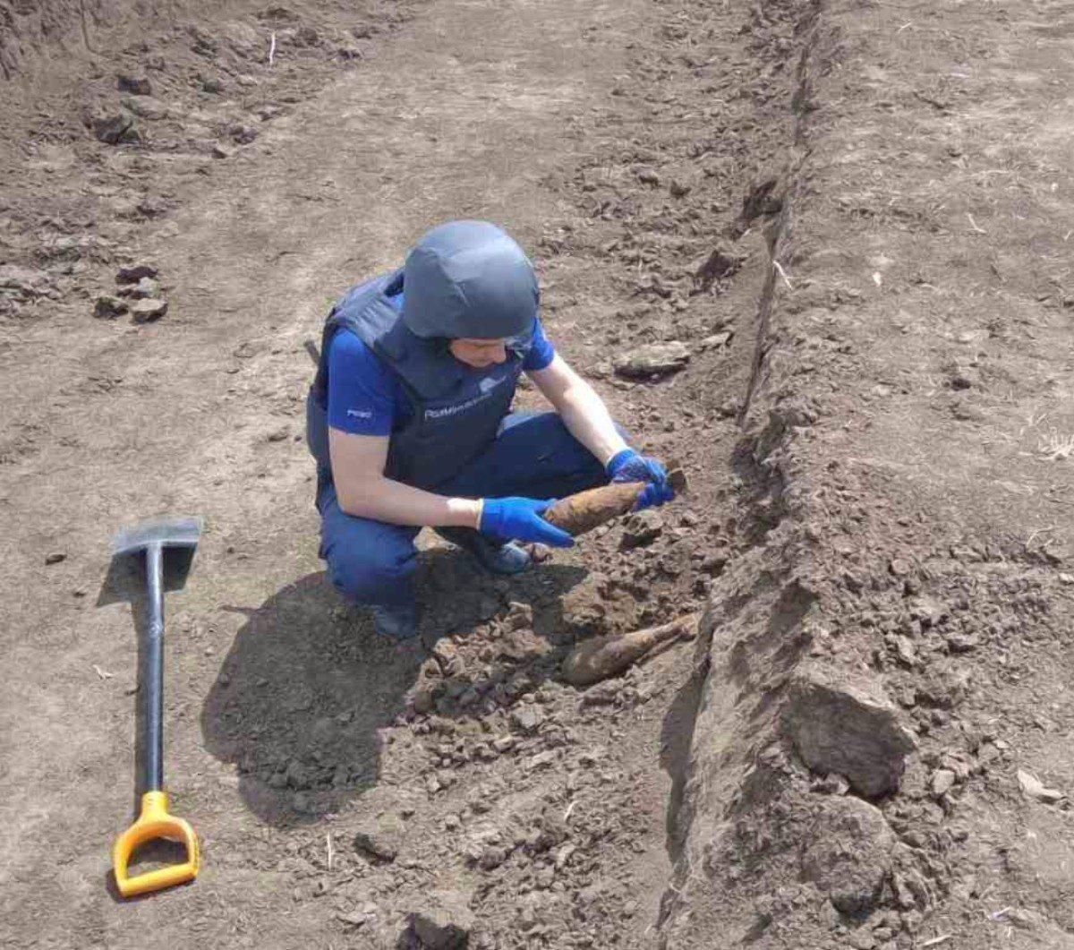 Ивановский район,минометные мины,пиротехники