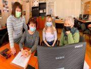 В херсонской библиотеке учителя музыки ознакомились с новыми технологиями