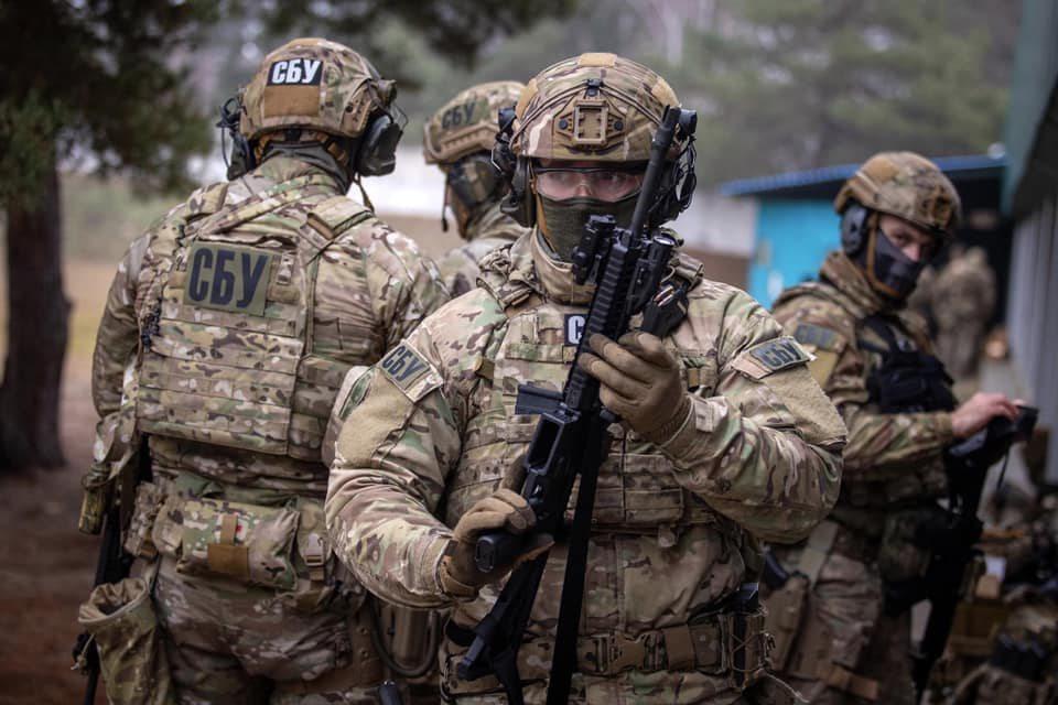 антитерористичні навчання, СБУ,