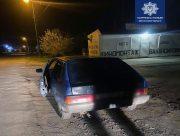 В пригороде Херсона задержали пьяного водителя-рекордсмена по нарушениям
