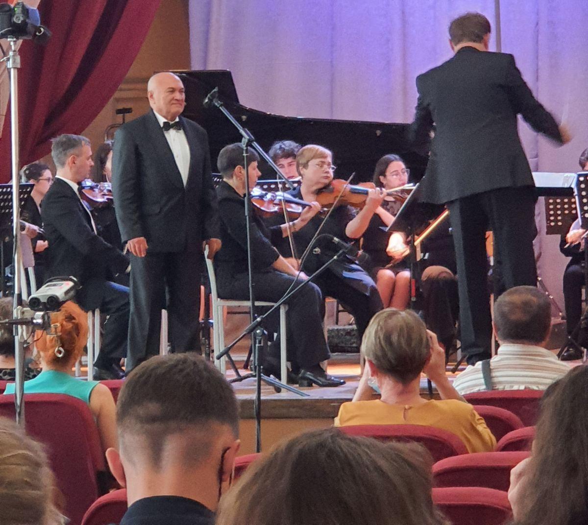 оркестр, ХДУ, творчість
