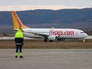 Турецкий лоукостер открывает новый авиарейс из Херсона в Стамбул