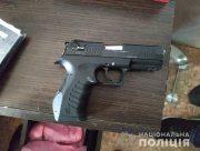 У Новій Каховці у чоловіка знайшли зброю та набої