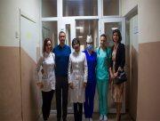 Генічеській лікарні надали благодійну допомогу