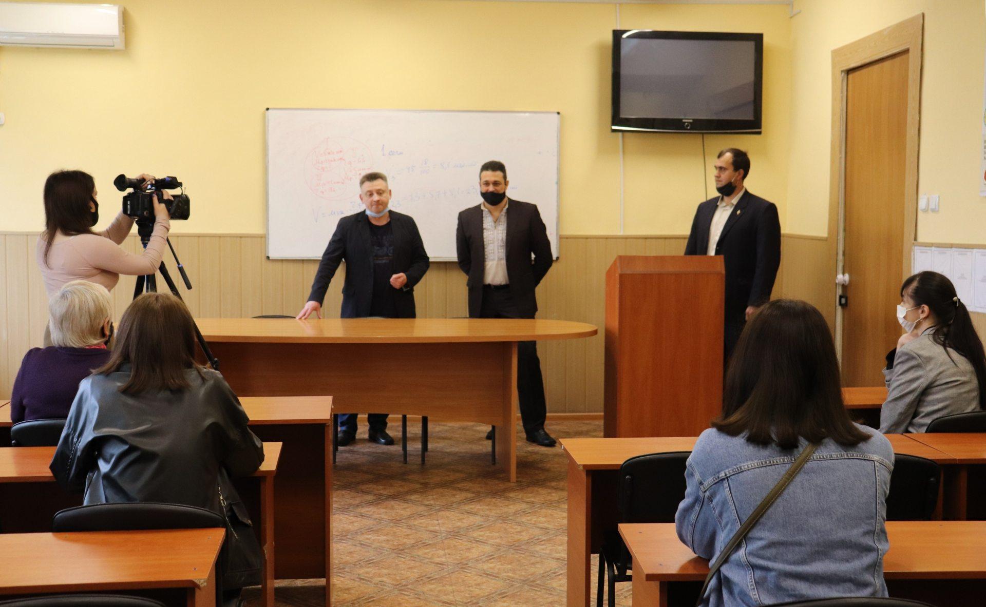 студенти, ХДУ, нові можливості