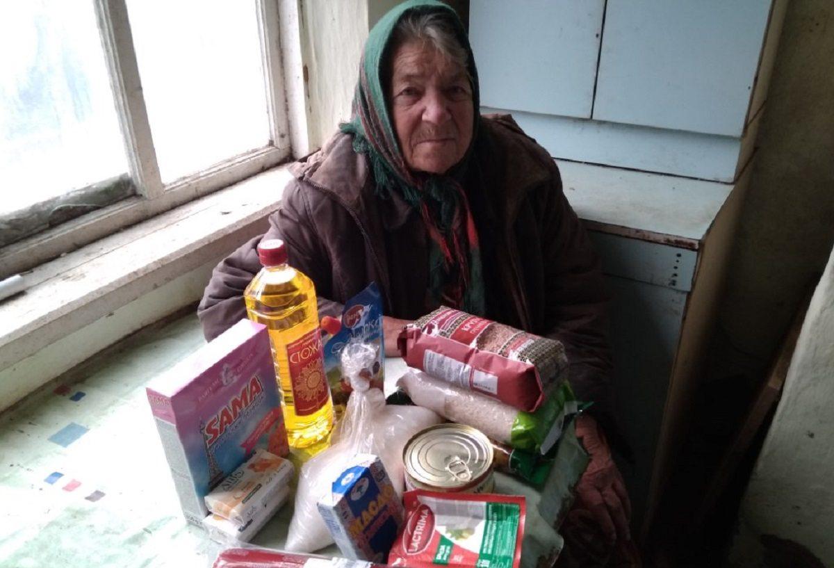 благодійництво, допомога, продукти