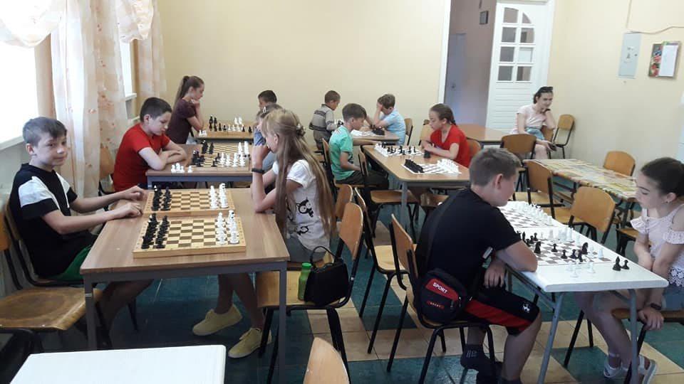 шахісти, змагання, НТЖ