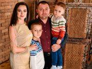 Павло Потоцький вітає з Днем сім'ї