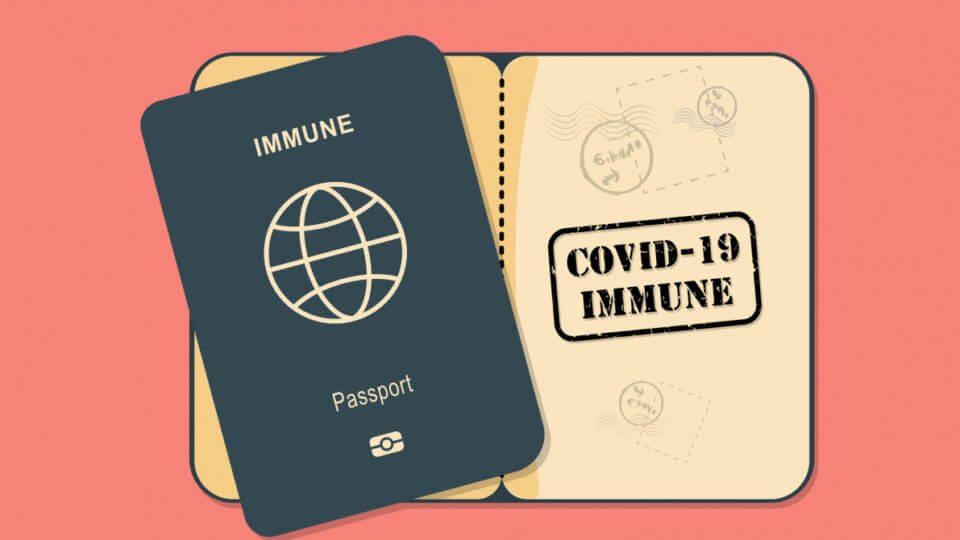 паспорт, коронавирус, Кучер