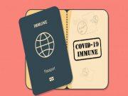 Украинцев не будут обязывать оформлять Covid-паспорта