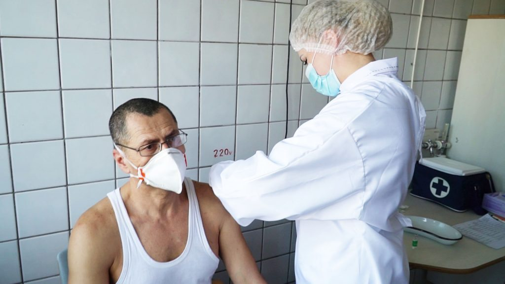 стан, вакцинація, коронавірус