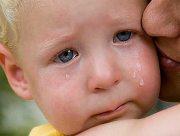 В Херсоне мама уронила малыша