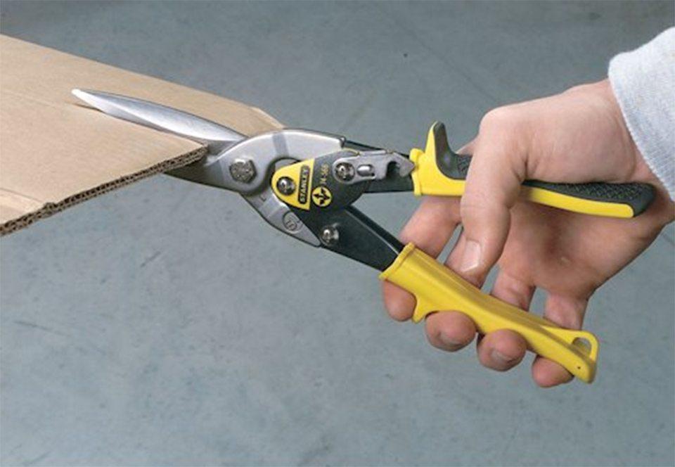 ножиці, метал, види