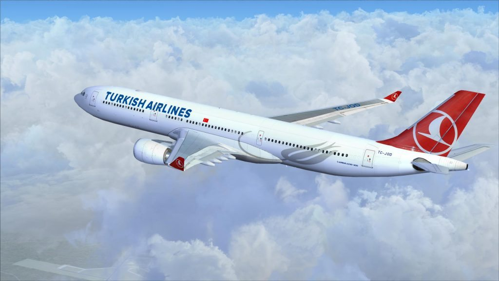 Авиакомпания Turkish Airlines, Стамбул