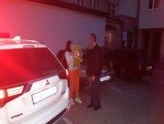 Херсонські поліцейські терміново доправили в лікарню хворе немовля