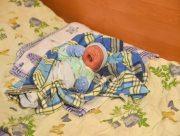 На Херсонщине будут судить нерадивую мать, бросившую в опасности двух семимесячных младенцев