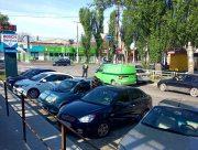 В Херсоне перекрыли улицы к приезду спикера парламента Литвы