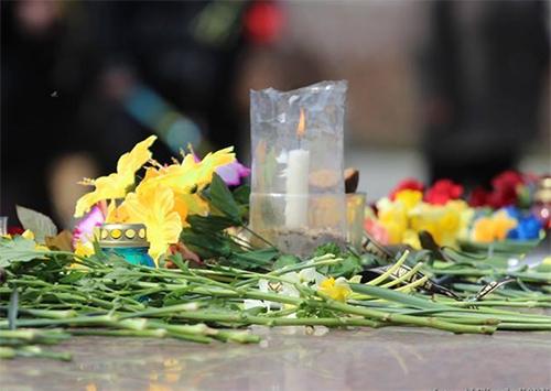 Херсонщина в жалобі за загиблими захисниками Вітчизни