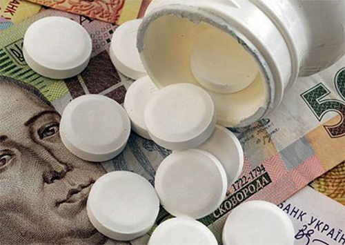 Херсонские аптеки пополнили местную казну на 180 тысяч гривен