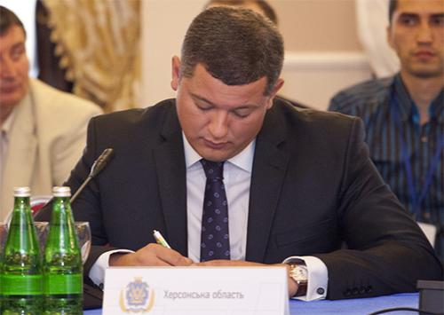 Херсонец избран в руководство новой всеукраинской партии