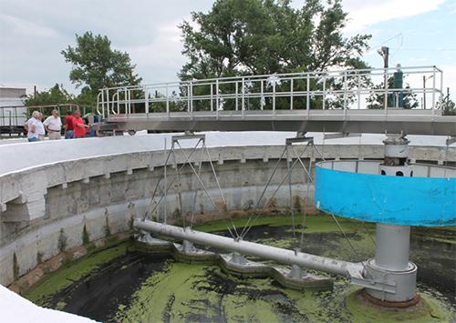 У Скадовську з нечистот  - чиста вода