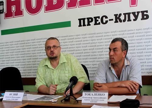 На Херсонщині порушують права журналістів