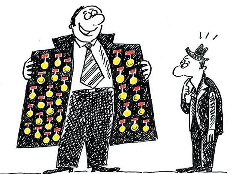 Мудрый херсонец знает: о наградах, и не только