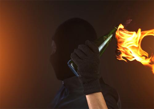 Кафе на Херсонщине пытались сжечь вместе с посетителями