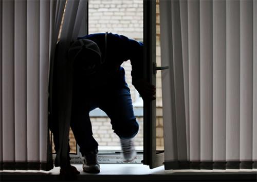 В Новой Каховке задержали квартирного вора