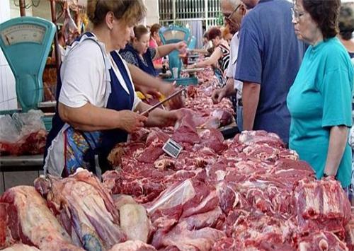 Херсонцям про купівлю продуктів харчування в спеку