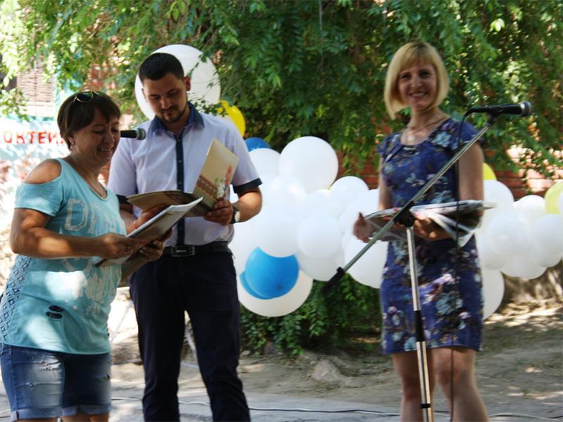 В Горностаївці грамотами та подарунками відзначили молодь територіальної громади
