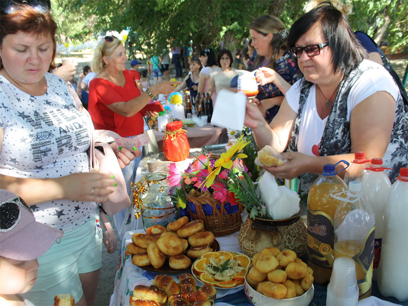 Свято в Горностаївській об'єднаній територіальній громаді