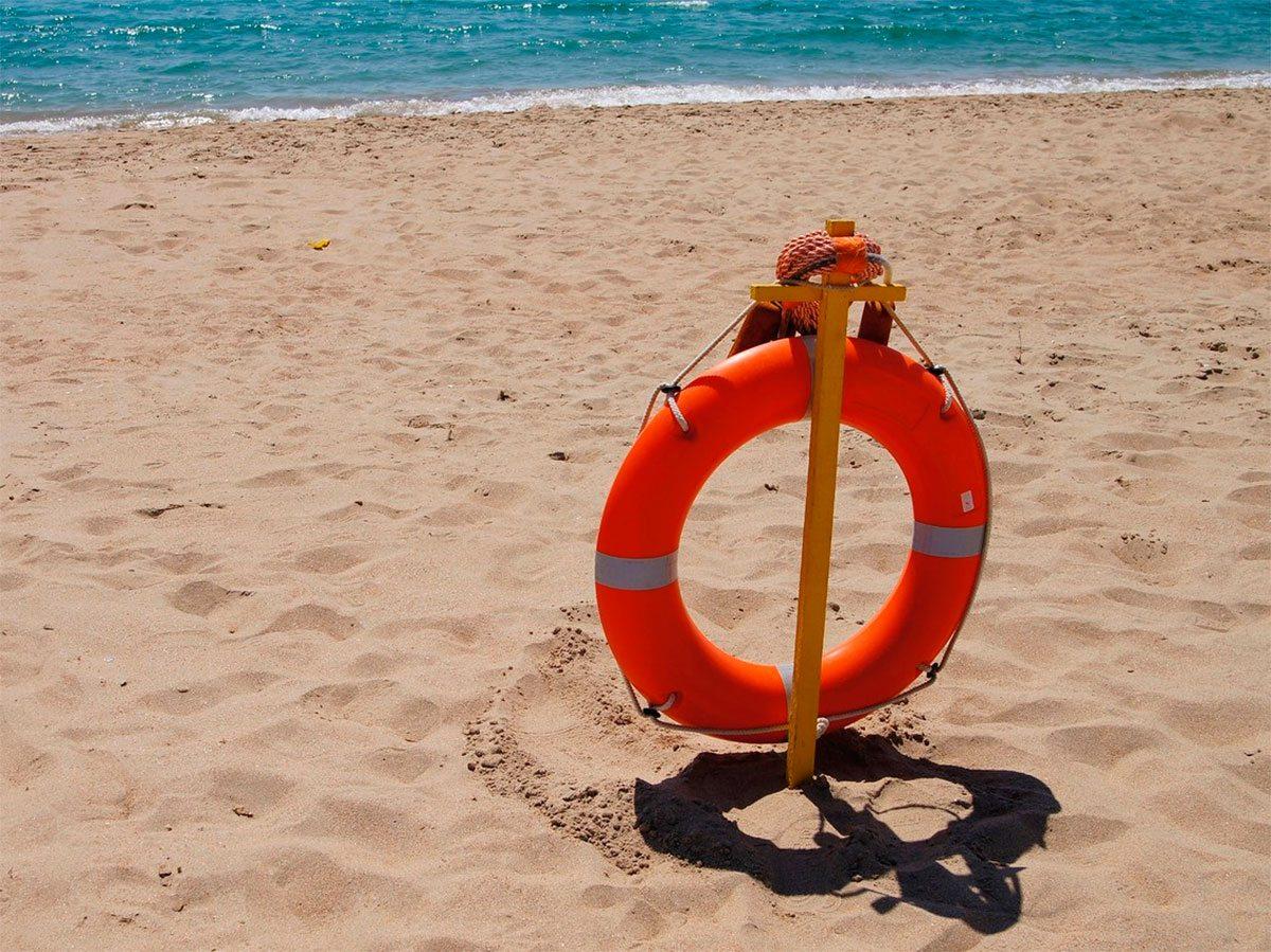 Несчастные случаи на пляжах Херсонщины
