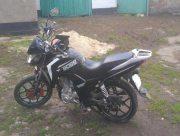 На Херсонщине ссора двух компаний закончилась угоном мотоцикла
